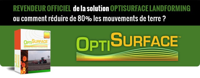 logiciel optisurface - revendeur officiel Douineau solutions
